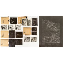 Jeffrey Mine, Inyo County Prints and Negatives