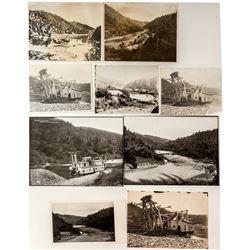 American River Dredging Photo Collection