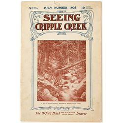 Seeing Cripple Creek (July 1905)