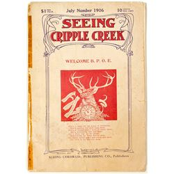 Seeing Cripple Creek (July 1906)