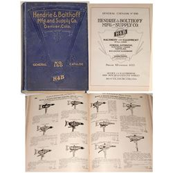 Hendrie & Bolthoff Mfg. and Supply Co. Catalog No. 150