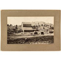Unionville Mill Photograph
