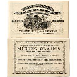 W. Rose & Co, Bureau of Mining Circular