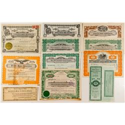 Nevada Mining Stock Certificates (11)