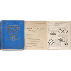 The Mining Catalog, Metal-Quarry Edition (1923)