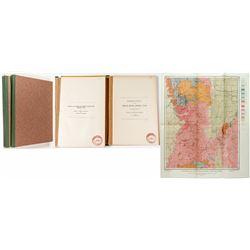 2 Volumes on Utah Geology & Mining