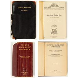 American Mining Law & Mining Engineers Handbook