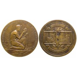 Berwind White Coal Mining Co. Medal