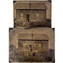 Frank Adams Half & Quarter Plate Tim Photographs