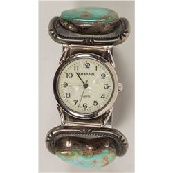 Vintage Carlos Begay Watch Cuff