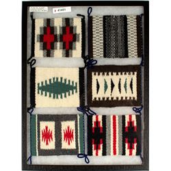 Navajo Weavings Sampler