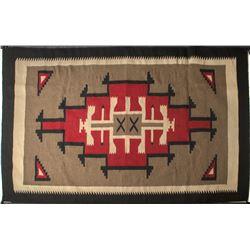 Vintage Navajo Ganado Rug