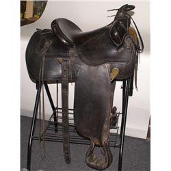 Vintage Hermann H. Heiser Saddle
