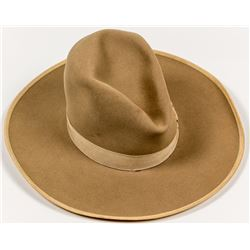 Early Stetson Cowboy Hat