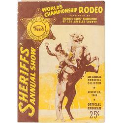 Los Angeles Rodeo Program