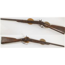 1842 Springfield Smoothbore Musket