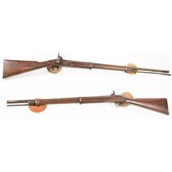 Enfield 1862 Tower Civil War Musket
