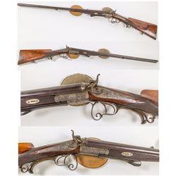 Rare Cape Gun Made by S. Knop Hameln