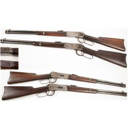 Pair of Consecutive Number Winchester Model 94 Saddle Ring Carbines