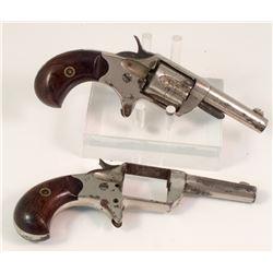 Colt 'New Line' .32 Caliber revolver