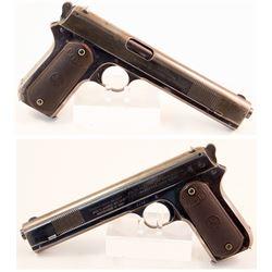 Colt 1902 38 Rimless Smokeless Semi-Automatic Pistol