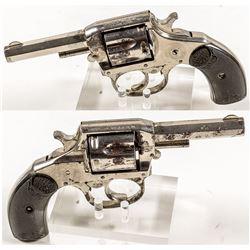 Henry York Double Action Black Powder Revolver