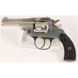 Hopkins and Allen .32 Break Top Revolver