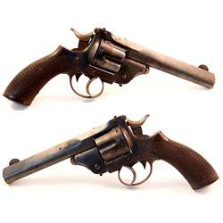 T. Bland & Sons. Webley .455 Revolver