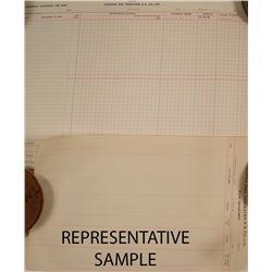 Tonopah & Tidewater blank documents