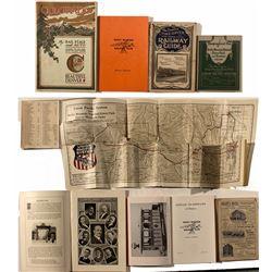 Four Colorado Railroad Booklets