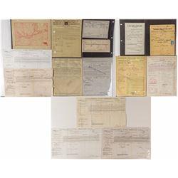 Railroad Ephemera Collection