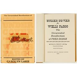 Under Cover for Wells Fargo