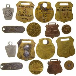 Helena Medals and Fobs