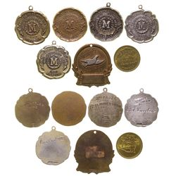 Medals from Montana