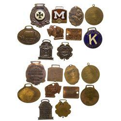Misc. Montana Medals
