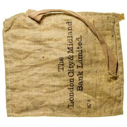 London City & Midland Bank Bag