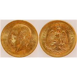 Ten Peso Gold Coin