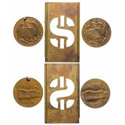 San Francisco Mint Medals