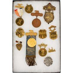 San Diego Naval & Exposition Souvenir Medals Collection