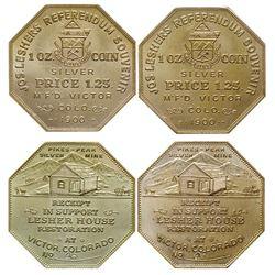 Two Lesher House Restoration Dollars