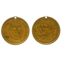 Columbus 1892 Exposition Medal