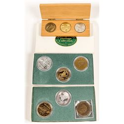 Kentucky Bicentennial Medallion Sets