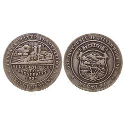 Montana Silver Assoc. So-called Dollar