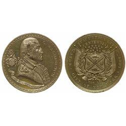 1783 Evacuation Day Centennial Medal