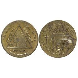 Ku Klux Klan Medal