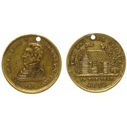 Harrison 1840 Campaign Medal