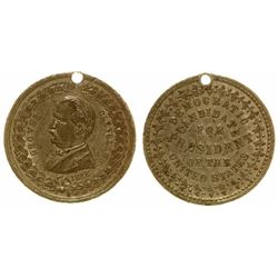 1888 Grover Cleveland Presidential Campaign Medal