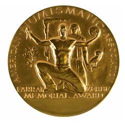 ANA Farran Zerbe Award Medal