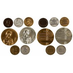 ANA Heath Award Medals