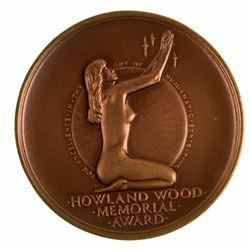 ANA Howland Wood Award Bronze Medal